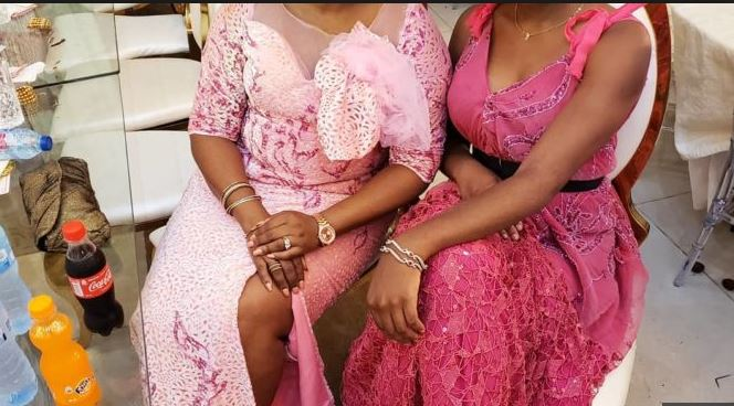 Omotola And Daughter Serve Mother & Daughter Goals… As They Step Out In Style