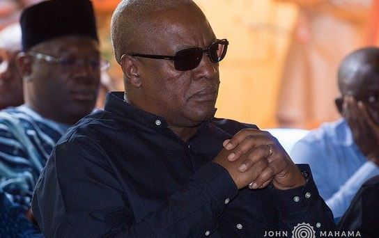 Accidents: Our roads now 'killing fields' – Mahama