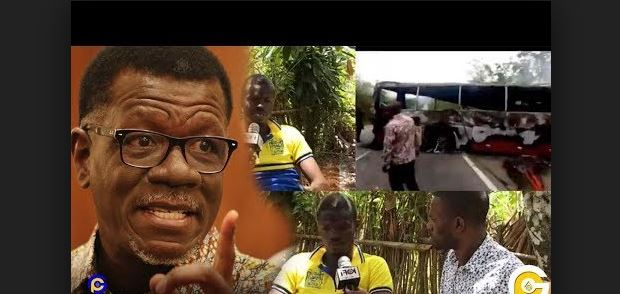 Pastor Mensa Otabil reacts to the recent accidents in the country