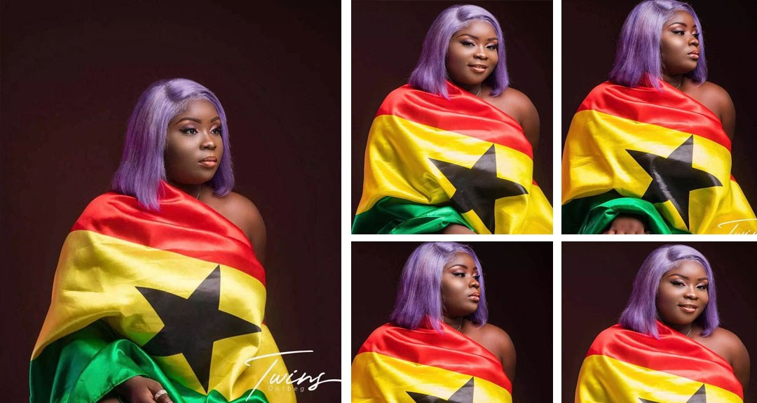 Photos Of How Ghanaian celebs celebrated Independence Day