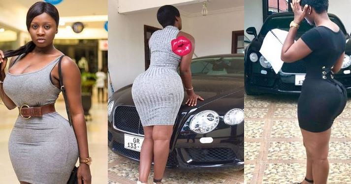 Princess Shyngle's boyfriend showers sweet words on her even after being called a goat, idiot & a donkey