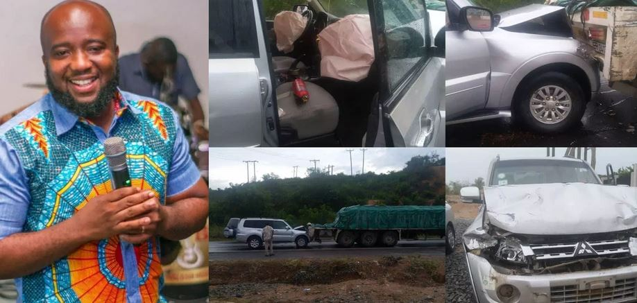 Rapper Trigmatic involved in an accident