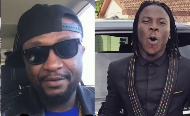 Stonebwoy hangs out with Archipalago in USA