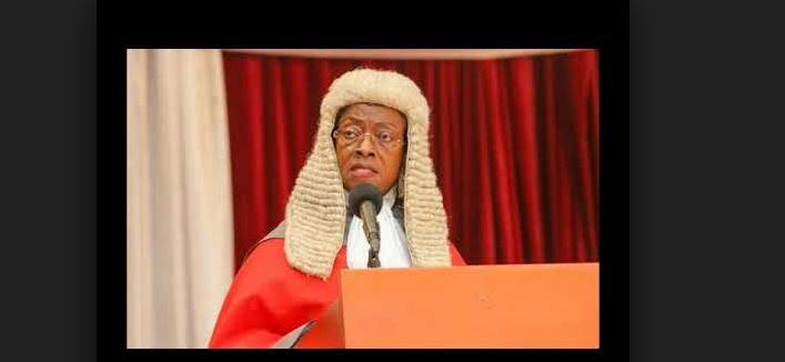 Stop Giving Your Bodies To Dirty Old Men For Any Type Of Phone – Chief Justice To Girls