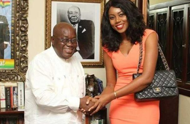 There is nothing happy about Ghana – Yvonne Nelson