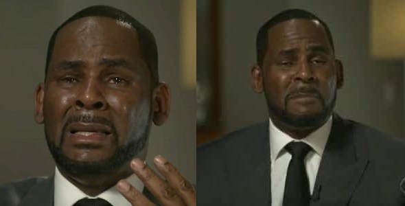 This Isn't Me! – R. Kelly In Tears As He Denies Sxual Abuse