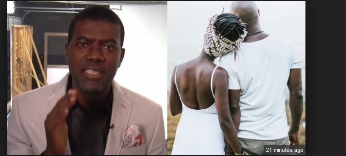 Tire your husband out in the bedroom so he won't have strength to look outside- Reno Omokri advises wives