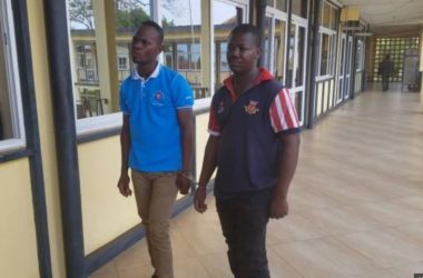 Two arrested for kidnapping 14-year-old boy