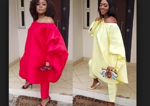 Who Rocked The Outfit Best Between Omawunmi And Waje