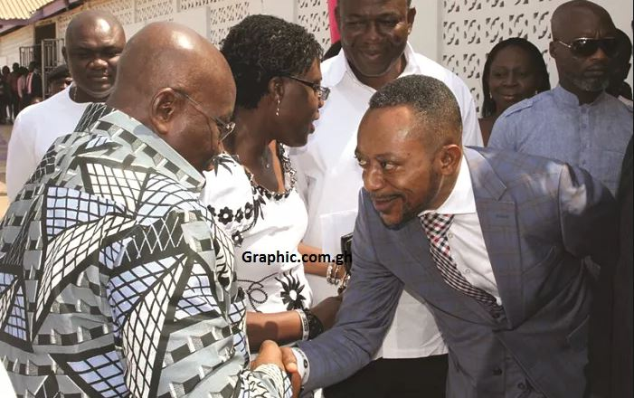 Why are you not disassociating yourself from lawless Bempah - Apaak questions Akufo-Addo