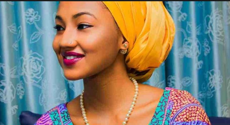 Zahra Buhari Pens Interesting Note About Herself… As She Shares Stunning New Photos!!!