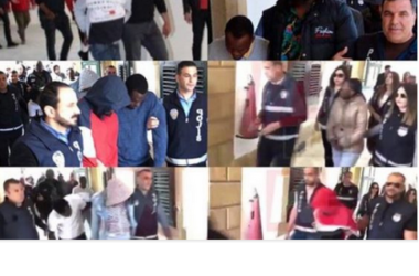 Breaking News: 9 Nigerians Arraigned For Killing A Fellow Nigerian Student In Cyprus