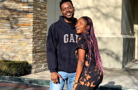 Adekunle Gold Pens Lovely Message To His Wife, Simi On Her Birthday