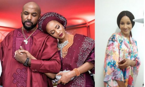Exclusive: Adesua Etomi And Banky W Are Expecting Their First Child