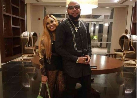Adorable Photos Of E-money And His Beautiful Wife Hanging Out In Owerri