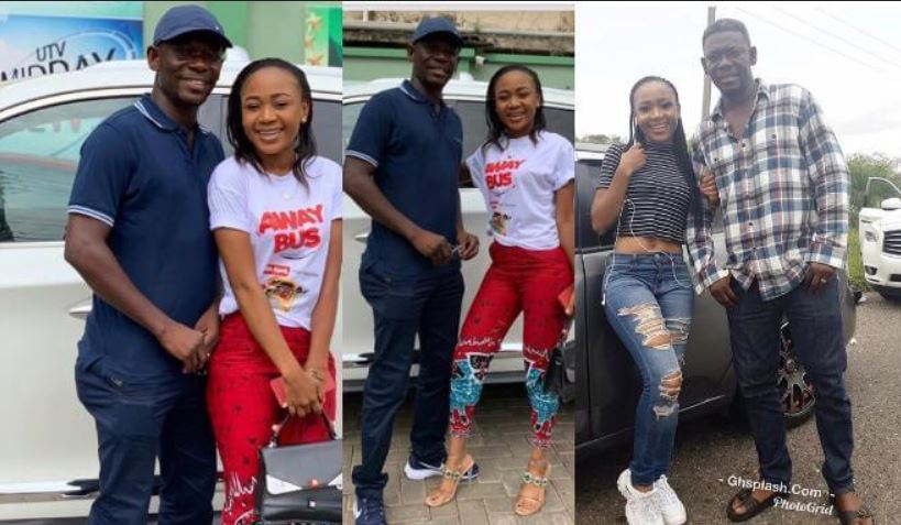 """I wish you were mine"" – after Fred Amugi, Akuapem Poloo dreams about dating Agya Koo"