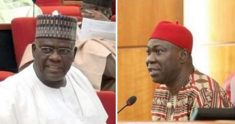 Battle For Senate President Seat Intensifies As PDP Plots Goje-Ekweremadu Ticket