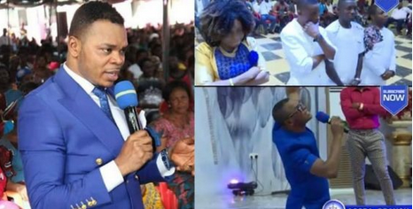 Bishop Obinim Sacks All His Pastors For Betraying Him