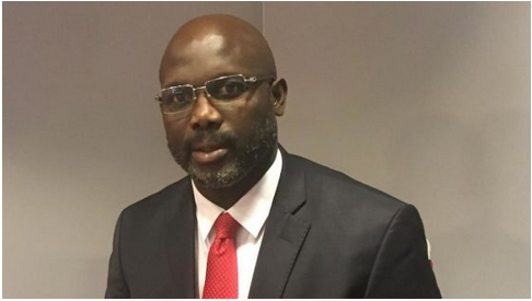 Breaking News: Black Snakes Chase Liberian President, George Weah Out Of His Office