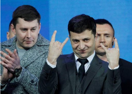 No Limits: Comedian With Zero Political Experience Becomes Ukraine's President