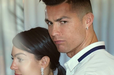 Cristiano Ronaldo's Stunning Girlfriend Georgina Rodriguez Reveals They 'Fell In Love At First Sight