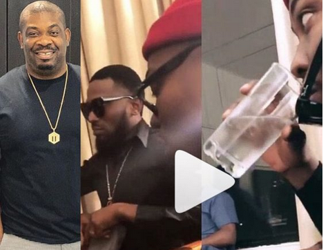 Don Jazzy's Former Friends Gang Up Behind His Back