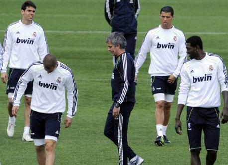 "Breaking News: Emmanuel Adebayor Reveals How Jose Mourinho ""Killed"" Cristiano Ronaldo At Real Madrid"