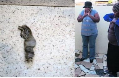 Photos: Evil Woman Buries Charm In The Wrong House