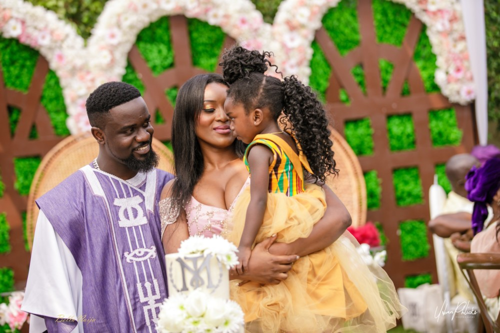 Exclusive Video From Sarkodie's Daughter, Titi's Birthday Party