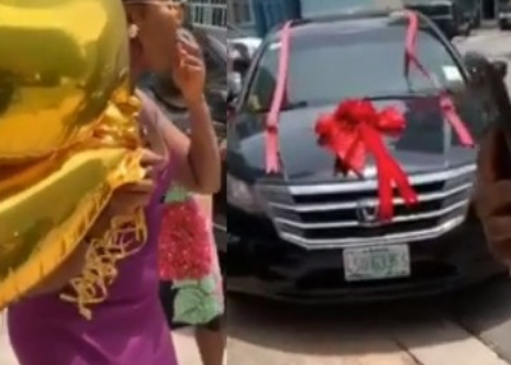 Video: Fans Gift Bambam Car For Her 30Th Birthday