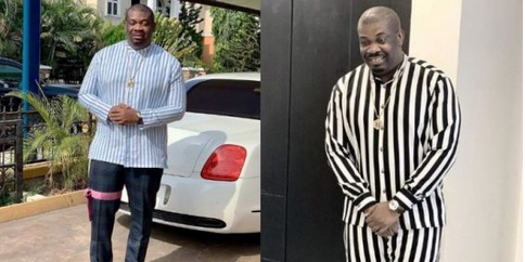 Finally Don Jazzy Is No More SINGLE… As He Reveals He Now Has A GIRLFRIEND