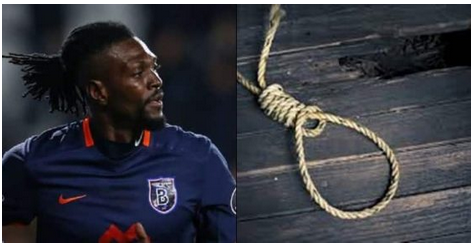 So Sad: Footballer Emmanuel Adebayor Reveals How He Nearly Committed Suicide Due To Family Pressure