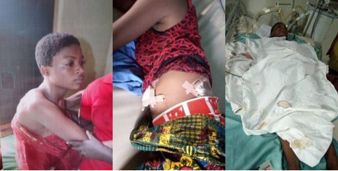 SHOCKING! Girl Stabbed To Death By Her Boyfriend For BREAKING UP With Him (Photos +Video)