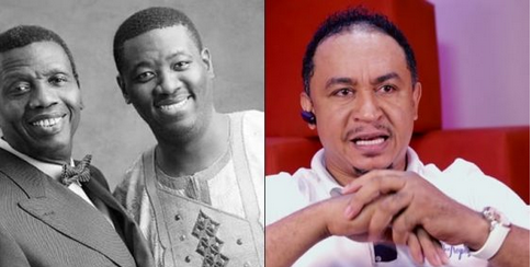 """God Is Not With Pastor Adeboye And His Son"" Says Daddy Freeze"