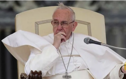 """Hairdressers Must Avoid Gossiping Or Else!!"" Says Pope Francis"