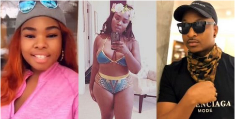 "Video: ""Ik Ogbonna Is Gay... He Is Sleeping With Upcoming Nollywood Actors"" Says Nigeria Lady Bold Pink"