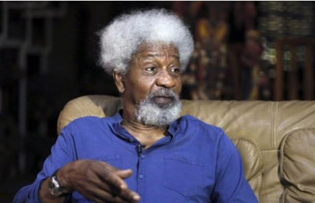 How Afrobeat Legend, Fela's Father's Cane Shaped My Life As A Child Says Wole Soyinka