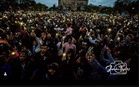 Video: Huge Crowd Gather In Houston To Pay Respects To Nipsey Hussle
