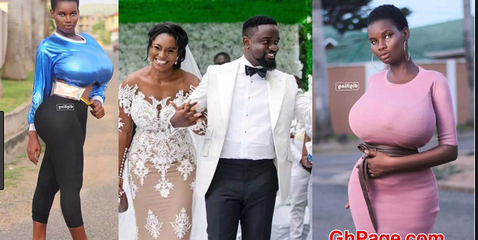I Don't Mind Being Sarkodie's Second Wife Says Pamela Odame