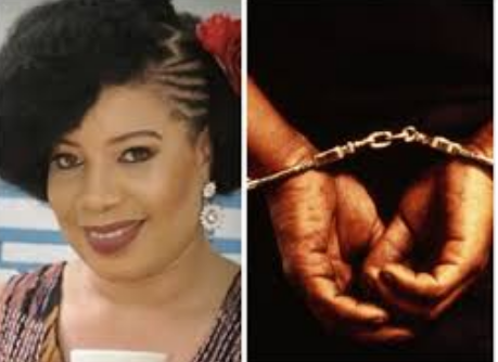 JUST IN!! Court Orders Immediate ARREST Of Nollywood Actress Monalisa Chinda