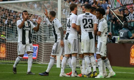Breaking News: Juventus Wins 8Th Successive Serie A title