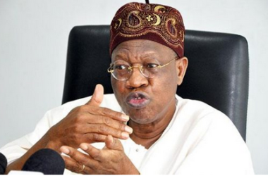 So Sad: Lai Mohammed Reacts To Acts Of Oyedepo Wife..... From Dust To Dust