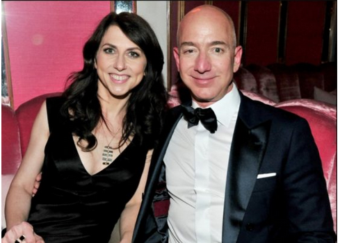 MacKenzie Bezos Becomes The World's Fourth WEALTHIEST Woman After Getting $32billion From Her Divorce From Jeff Bezos