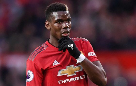 Expensive Baller: Manchester United Tell Real Madrid How Much Pogba Would Cost