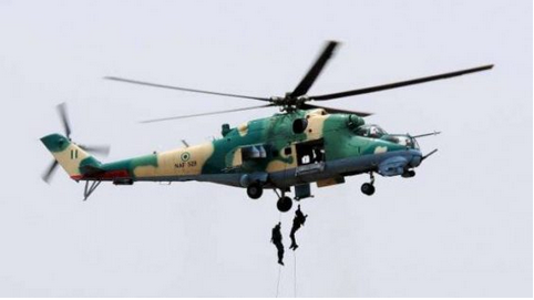 So Sad: Nigeria Air Force Airman Dies In Parachuting Accident In Kaduna
