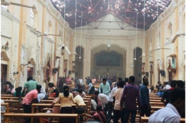 So Sad: Over 150 Killed As Terrorists Bomb Hotels, Churches In Sri Lanka [PHOTOS]