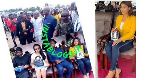 WOW: Regina Daniels And Husband Ned Nwoko First Public Appearance Since Their Wedding [PHOTOS]