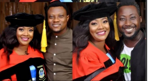 Photo: STARGIRL!! Nigerian Celebrities Turn Up To CELEBRATE Helen Paul's Convocation