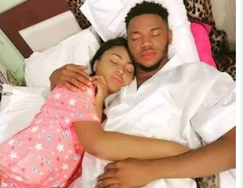 Bad Girl: See The Young Man Regina Daniels Dumped Before Marrying 69 Year Old Politician [PHOTOS]