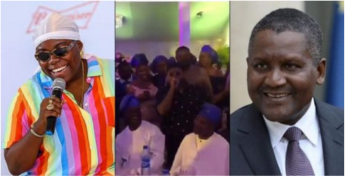 Breaking News: Singer Teni Changes Name To 'Teni Dangote' ... Dangote Reacts [VIDEO]